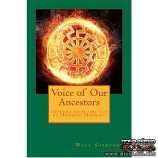 Voice of our ancestors - Wulf Sorensen