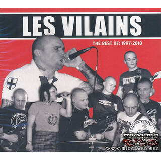 Les Vilains - The Best Of 1997-2010