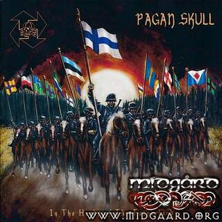 Pagan skull - In The Hands Of The Fatherland