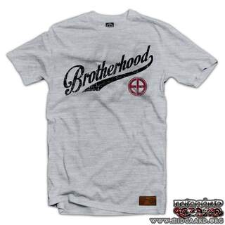 EBT1 Brotherhood Grey Melange