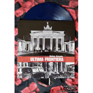 Ultima Frontiera ‎– Anime Armate LP + EP