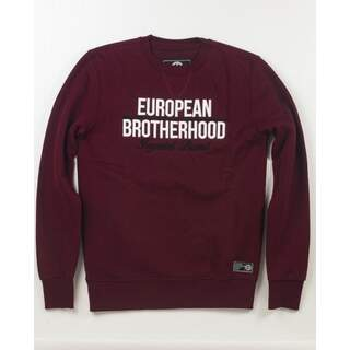 EBC4 Sweatshirt 2017 New Imperial Brand – Burgundy