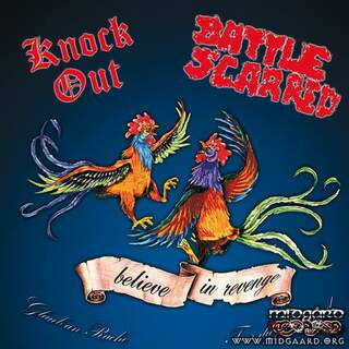 Knock Out Vs Battle Scarred - Believe In Revenge (Digi)
