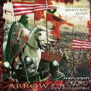 Arrow cross - The green shirts rise again (us-import)