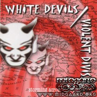 White Devils / Violent division - Storming across europe