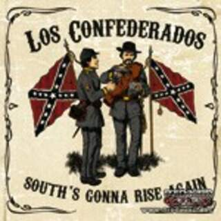 Los Confederados -South's Gonna Rise Again Vinyl