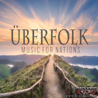Überfolk - Music for nations 2CD Digi