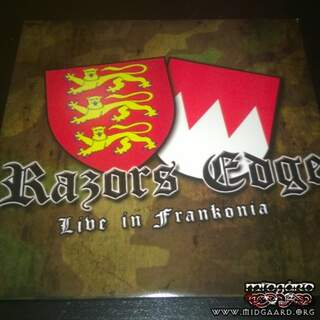 Razors edge - Live in Frankonia (EP)