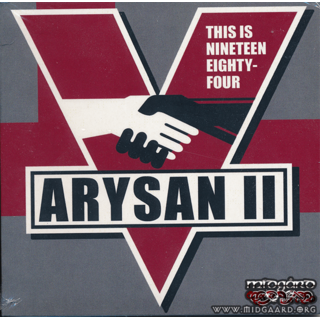 Arysan - This Is Nineteen Eighty-Four (single-case)