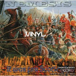 Nemesis - It Was For Scotland Vinyl