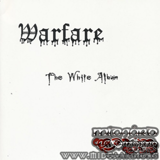 Warfare 88 - The white album