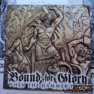 Bound for glory - When the hammer falls Vinyl