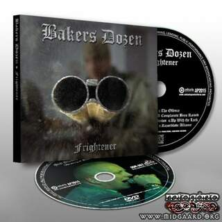 Bakers Dozen - Frightener CD+DVD (Digi)