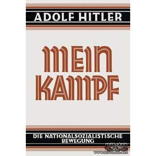 Mein Kampf (German) Hard cover