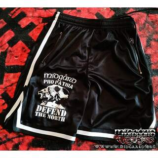Shorts Defend the North - Midgård Pro patria