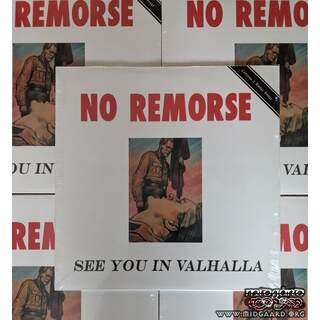No remorse - See you in valhalla Vinyl
