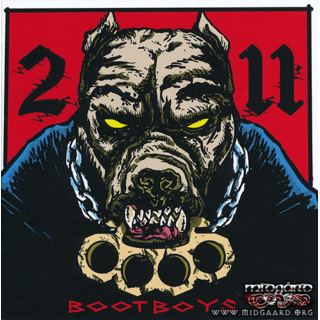 211 Bootboys Compilation: 20 Hard Years