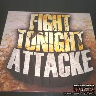 Fight tonight - Attacke (LP)