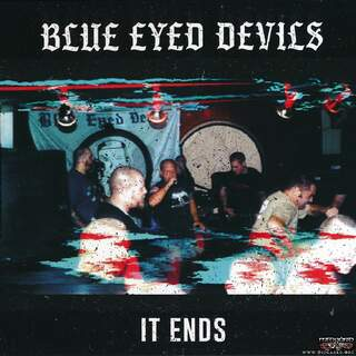 Blue eyed devils - ...it ends! (Digi)