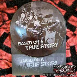 I.C.1 - Based on a true story Picture LP