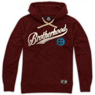 EBH1 Brotherhood Burgundy