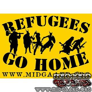 K17 Refugees go home 2