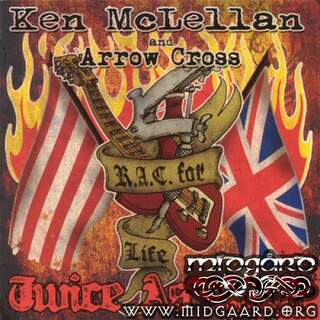 Ken McLellan & Arrow Cross - Twice as hard