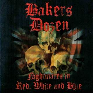 Bakers dozen - Nightmares in red, white & blue