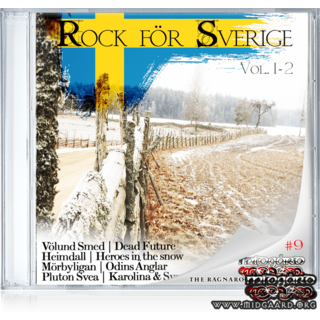 Rock för Sverige vol. 1-2 (Ragnarock collection vol.9)