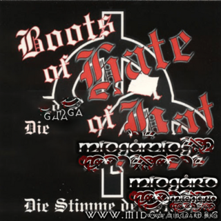 Boots of hate - Stimme der strasse
