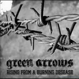 Green arrows - Rising from a burning desease (Old edition)
