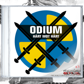 Odium - Hårt mot hårt (Ragnarock collection vol.3)