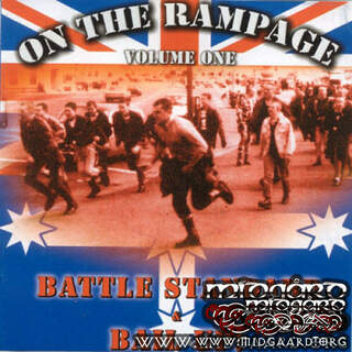 Battle Standard / Bail Up - On the rampage vol.1 (us-import)