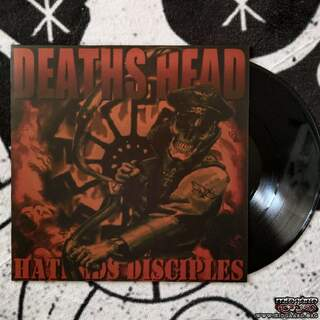 Deaths head - Hatreds disciples Vinyl