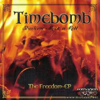 Timebomb - The Freedom - EP