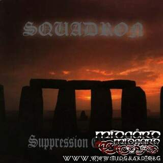 Squadron - Suppression Of faith