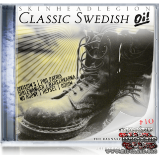 Classic Swedish Oi! (Ragnarock collection vol.10)