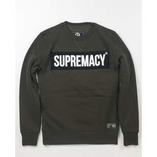 EBC3 Sweatshirt Supremacy – Army Green