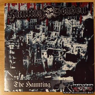 Hunting season - The haunting (vinyl)