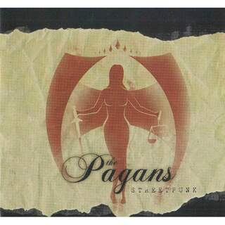 Pagans - Hate till justice reigns