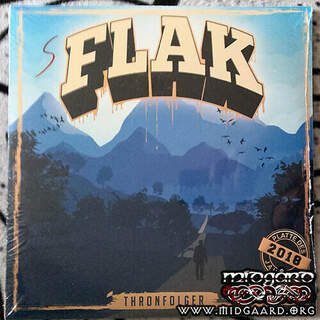FLAK - Thronfolger Double Vinyl