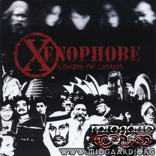 Xenophobe - Lords of chaos