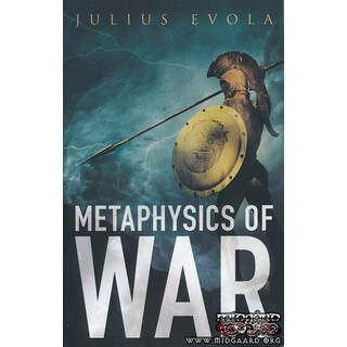 The Metaphysics of War av Julius Evola