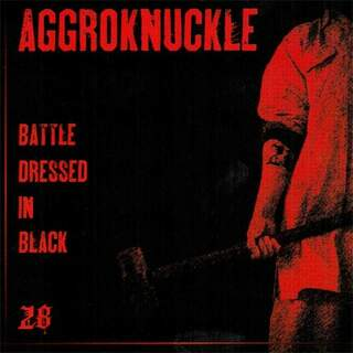 Aggroknuckle - Battle dressed in black