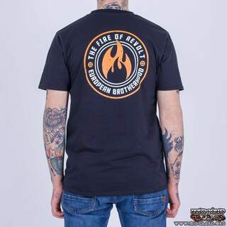 "-EBT26 ""Fire of the Revolt"" – Black"