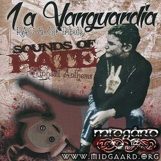 1a Vanguardia - Sounds of hate - Skinhead anthems