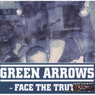 Green arrows - Face the truth (New edition)