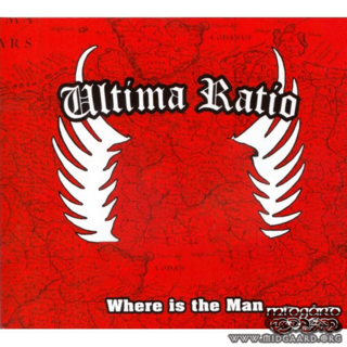 Ultima ratio - Where is the man?